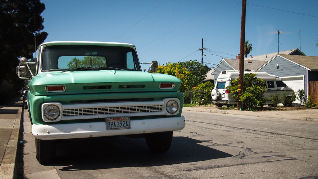 Chevrolet C/K 20